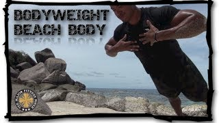 The Official Tee Major Fitness Bodyweight Beach Body (New Fitness Program)