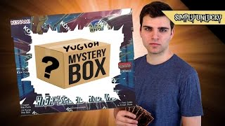 Best Yugioh Lucky Mystery Box Opening! High Speed Riders, Mega Tins, 50 Foils, OH BABY!!