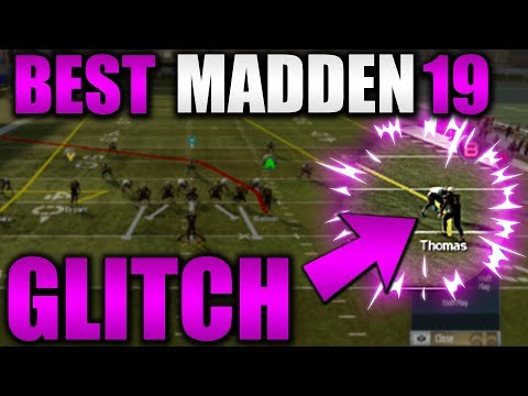 """Free """"Glitch"""" Play Beats Each Coverage🔥(In Saints Playbook) Madden 19 Best Play Free Offensive Ebook"""