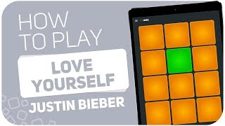 How to play: LOVE YOURSELF (Justin Bieber) - SUPER PADS - Kit Mimic