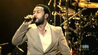 John Legend- Heaven  Live at Royal Albert Hall in London