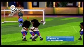 FIFA Soccer 09 All-Play Nintendo Wii Trailer - Free Kicks
