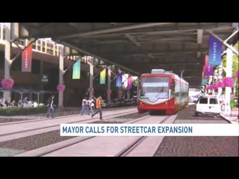 Mayor Bowser calls for streetcar expansion to Georgetown