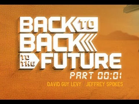 SDCC 2013: David Guy Levy on Back to Back to the Future