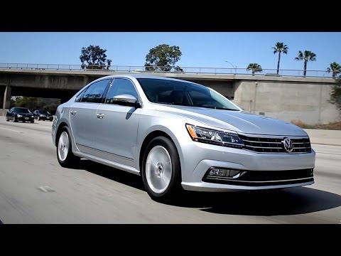 2016 Volkswagen Passat - Review and Road Test