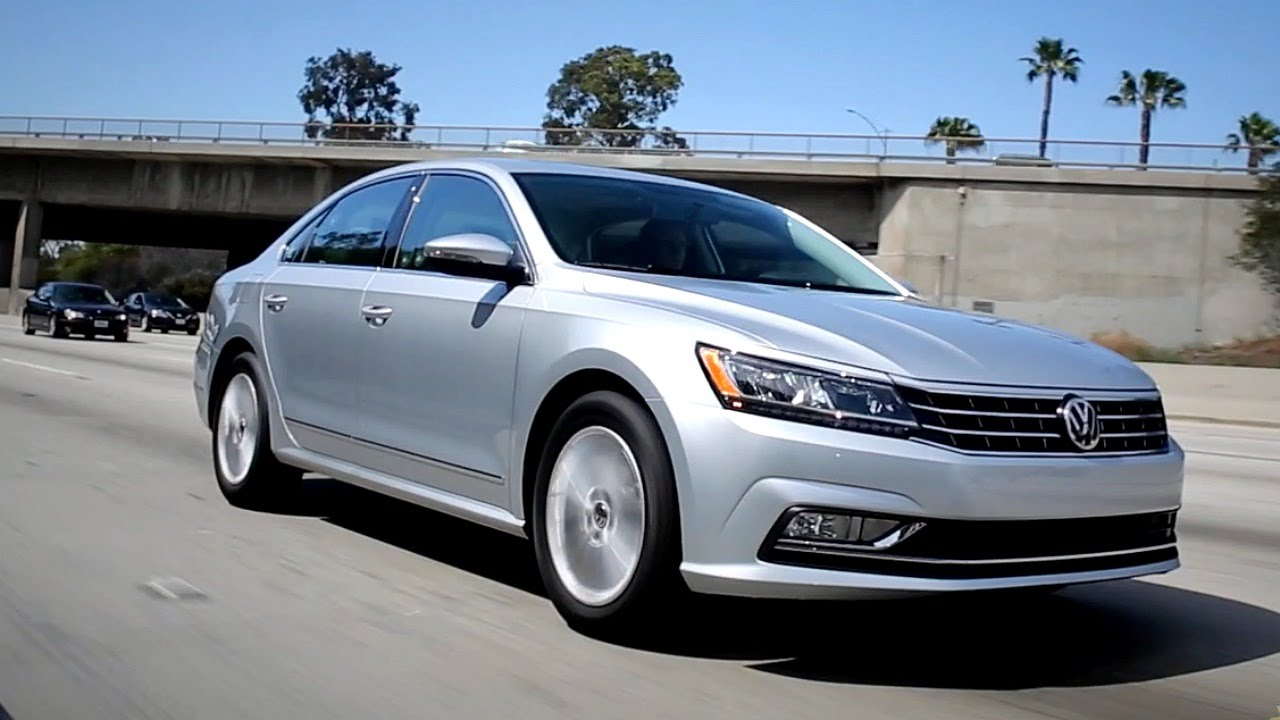 2017 Volkswagen Passat Review And Road Test Youtube