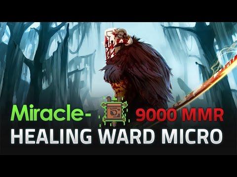 [Flashback] Miracle's incredible Healing Ward micro - ESL One Frankfurt