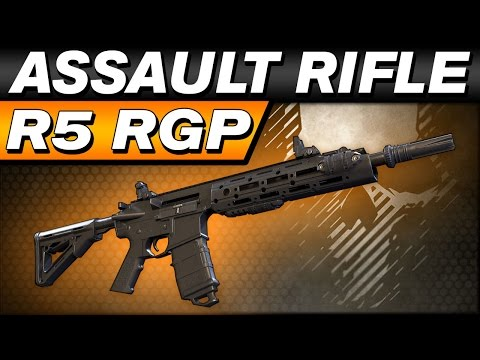 Ghost Recon Wildlands - R5 RGP Assault Rifle - Location and Overview - Gun Guide