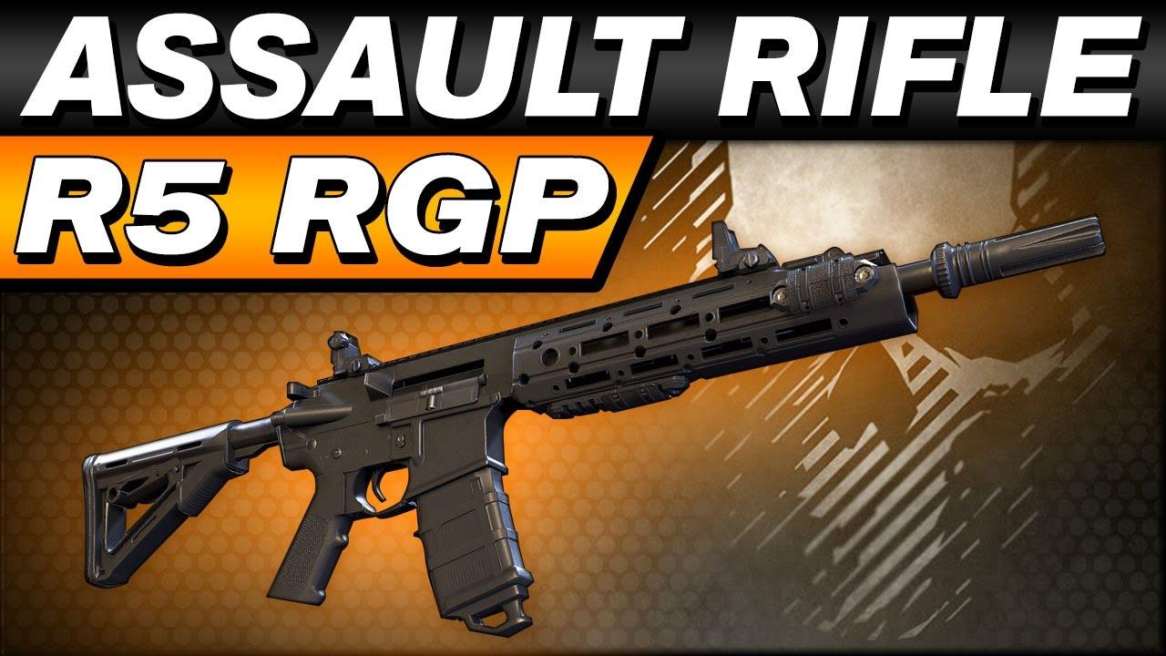 Ghost Recon Wildlands - R5 RGP Assault Rifle - Location ...  Ghost Recon Wil...