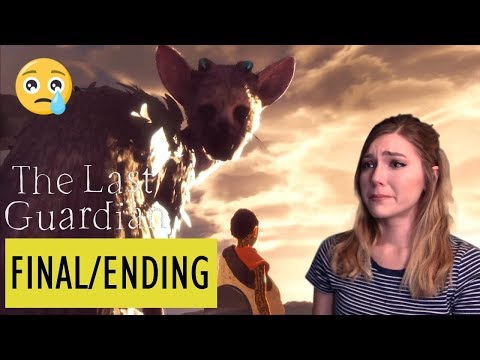 FINAL ENDING | Grab Some Tissues! | The Last Guardian | Marz Plays