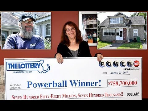 $758 million Powerball winner split from partner of 15 years saying 'I'm moving on to a better life'