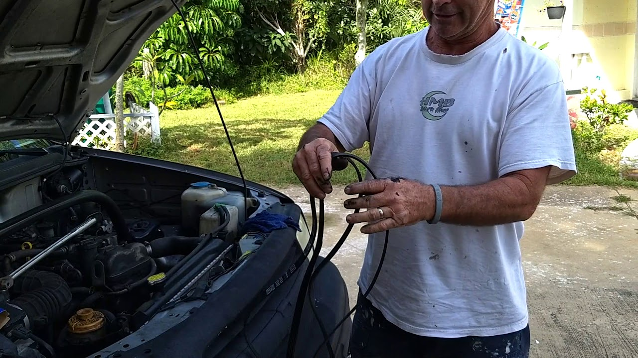 small resolution of replacing drive belt on chevy tracker