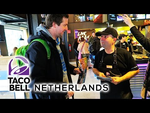Taco Bell Netherlands Eindhoven #TACOBELLNL