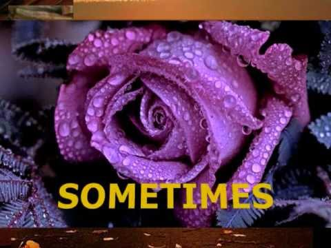 SOMETIMES - Carpenters (Lyrics)