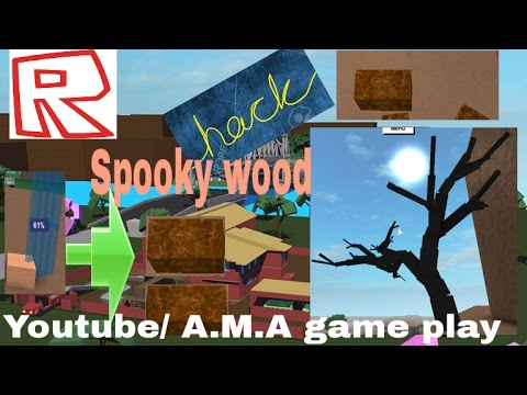 lumber tycoon 2 how to get spook wood