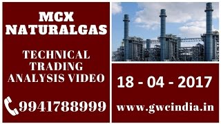 MCX NATURAL GAS TRADING TECHNICAL ANALYSIS APRIL 18 2017 IN TAMIL