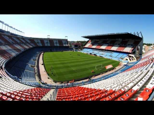 ויסנטה קלדרון - ביתה של אתלטיקו מדריד