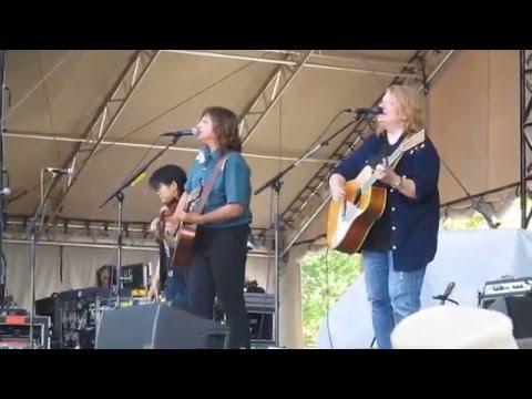 "Indigo Girls - ""Power of Two"" Live at Beale Street Music Festival 2016"