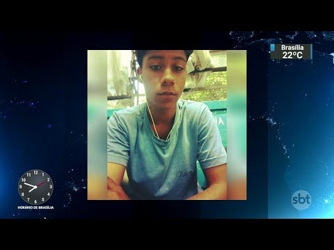 Polícia investiga morte de adolescente esquartejado em SP | SBT Brasil (07/12/17)