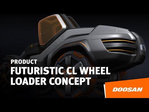 Doosan Concept Wheel Loader