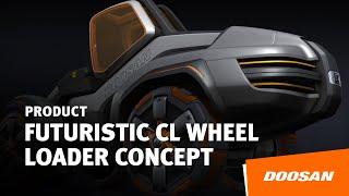 Doosan Concept Wheel Loader Thumbnail