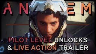 Anthem HUGE NEWS   Pilot unlocks, Live Action Trailer & More