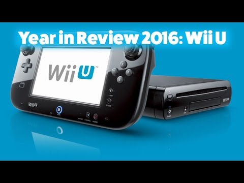 Year in Review 2016: Wii U