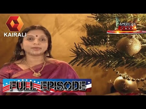 American Focus   25th December 2016   Full Episode