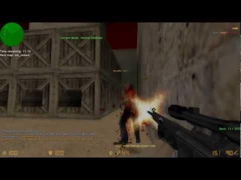 Counter Strike Zombie Counter Strike 1 6 Zombie