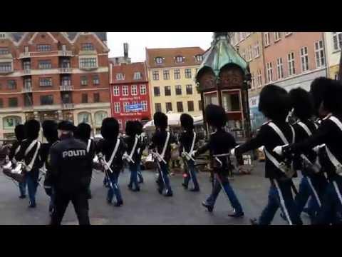 Danish royal life guard march