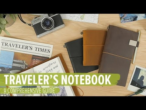 TRAVELER'S notebook: A Comprehensive Guide