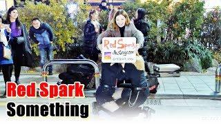 레드스파크 (RED SPARK) - Something (걸스데이) @ 181130 홍대 거리공연 직캠 By SSoLEE