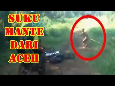 HEBOH ! Makhluk Misterius telanjang di hutan Aceh, Ternyata dia adalah Suku Mante