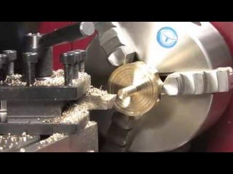 #Amazing CNC Lathe – Mass Production Turning by Glacern Machine Tools #HD #2017