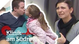 Lucy (6) hasst ihre neue Stiefmutter! Papa soll nur sie lieb haben! | Klinik am Südring | SAT.1