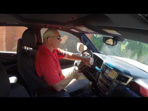 Lexus LX 570 ч. 1.