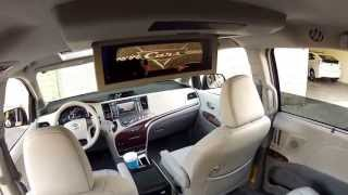 2011 Toyota Sienna Videos
