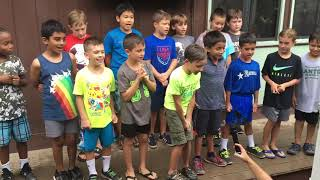 Maplewood Country Day Camp | Musketeers Song 2018