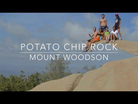 Potato Chip Rock - Mount Woodson - Poway, San Diego, California
