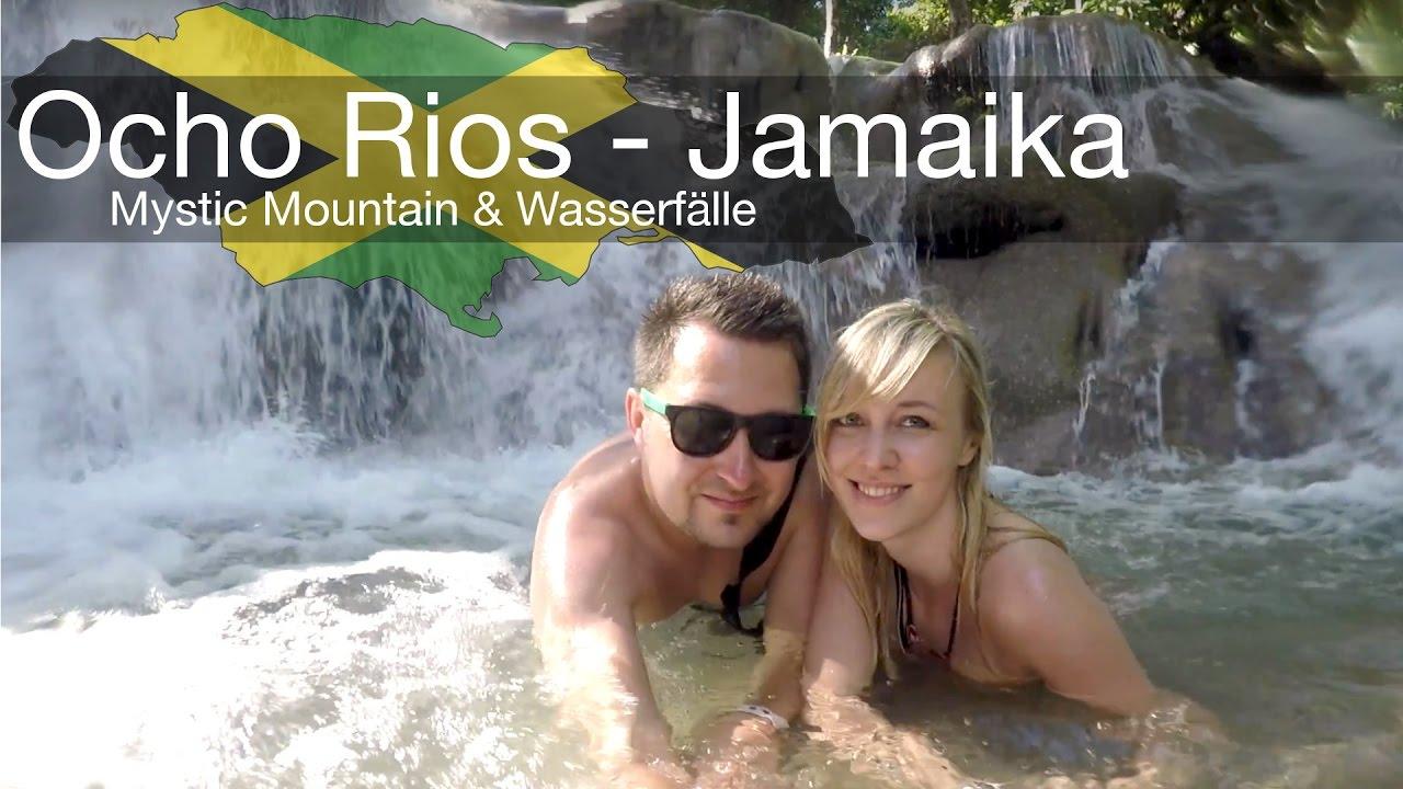 AIDA Karibik: Ocho Rios - Ausflugstipp Mystic Mountain & Wasserfälle