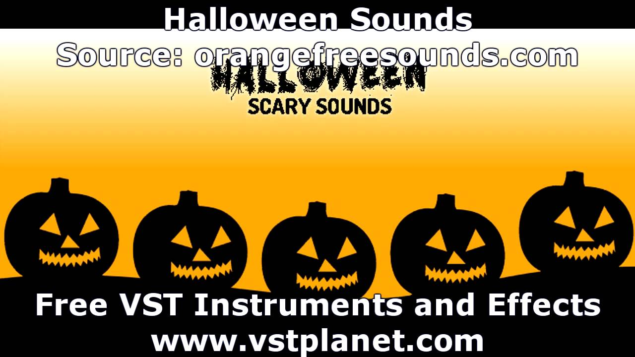 free halloween sound effects # 10