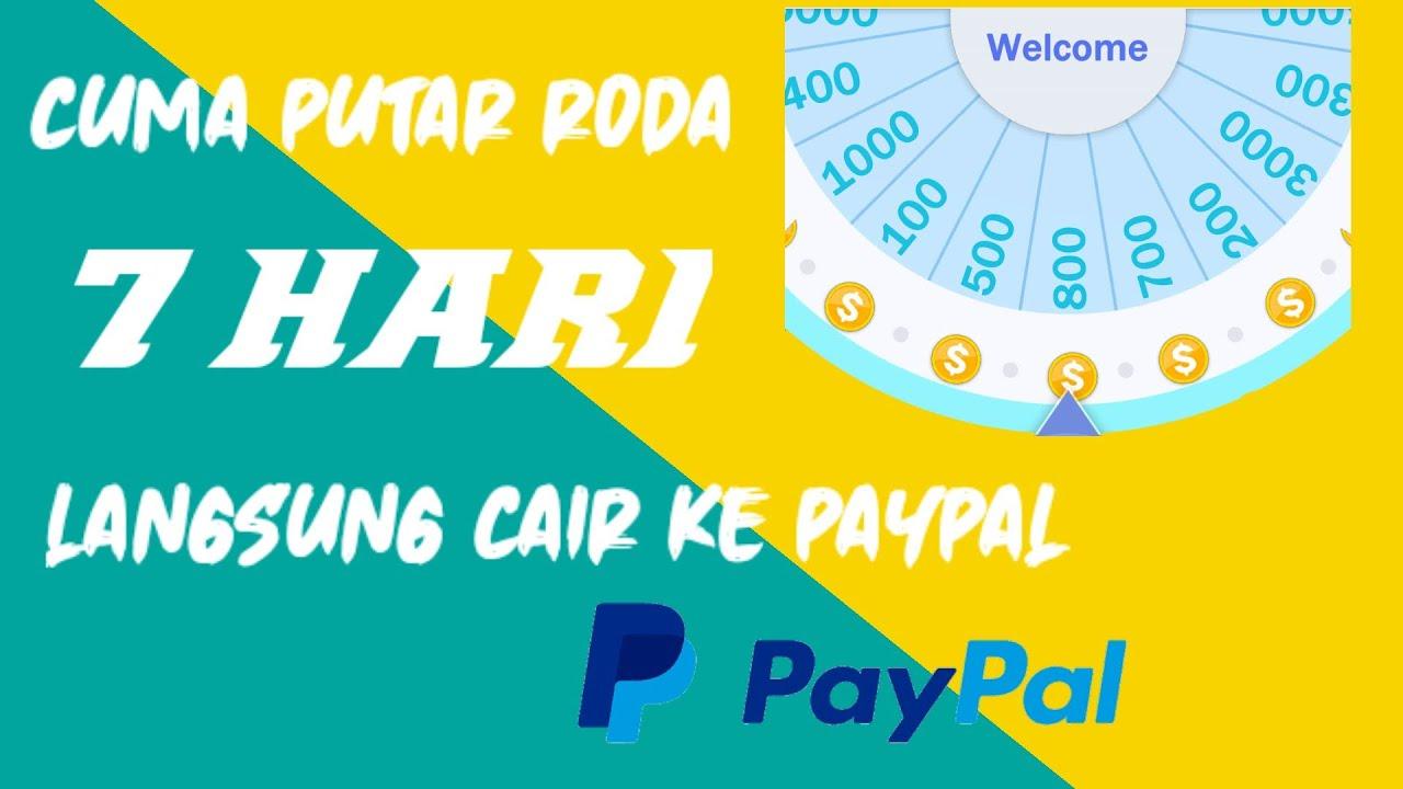 CARA MENDAPATKAN SALDO PAYPAL DI ANDROID || Piral !! - YouTube