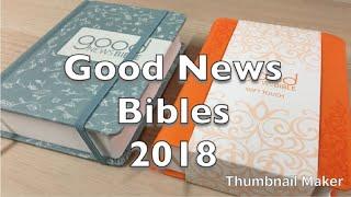 Bible Review: A Selection of Good News Bibles screenshot 3