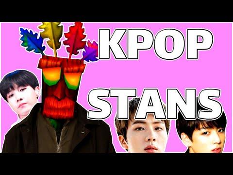 KOREABOOS (K-pop Stans) || Baku Series S0:E2