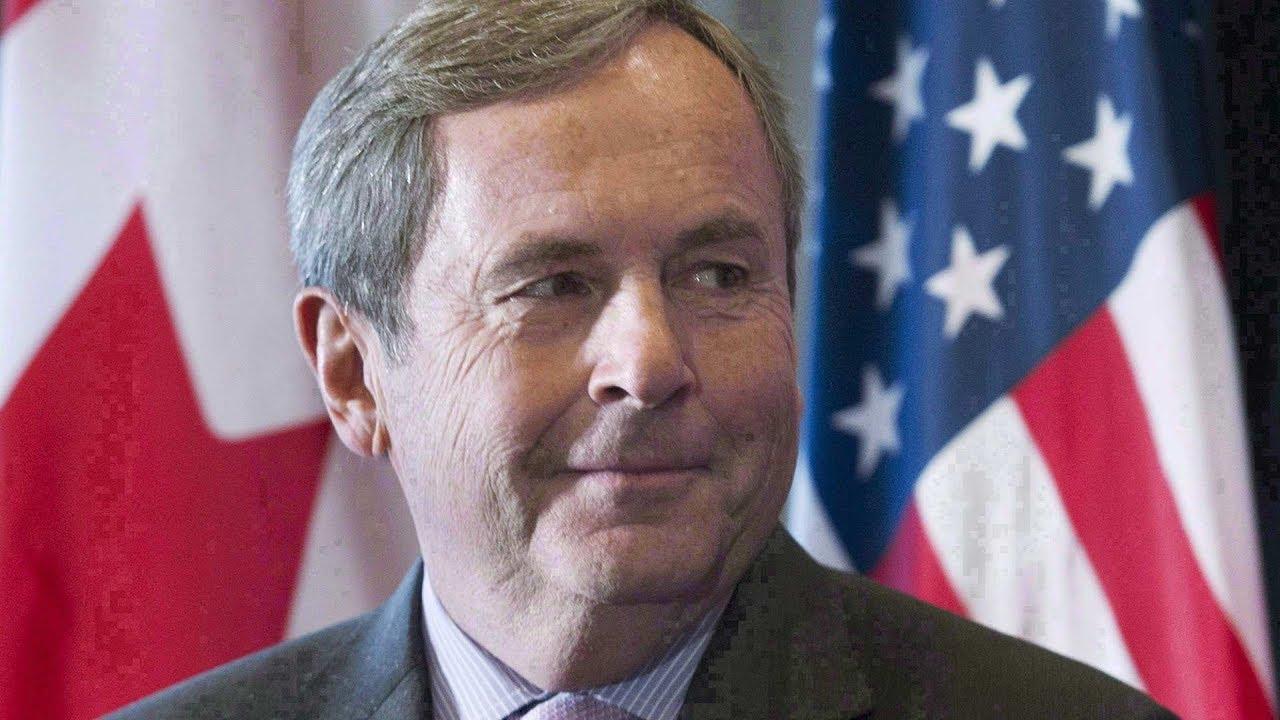 Canada's Ambassador to U.S. on NAFTA talks