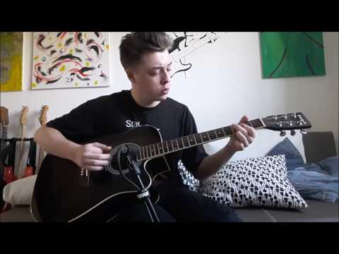 Live In The Living Room: Julian Wolf - Big Bill Broozny cover