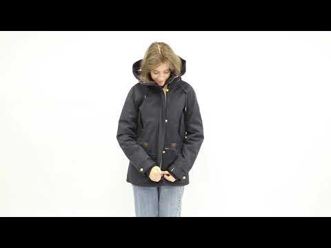 Куртка женская зимняя Loading W07 Jacket