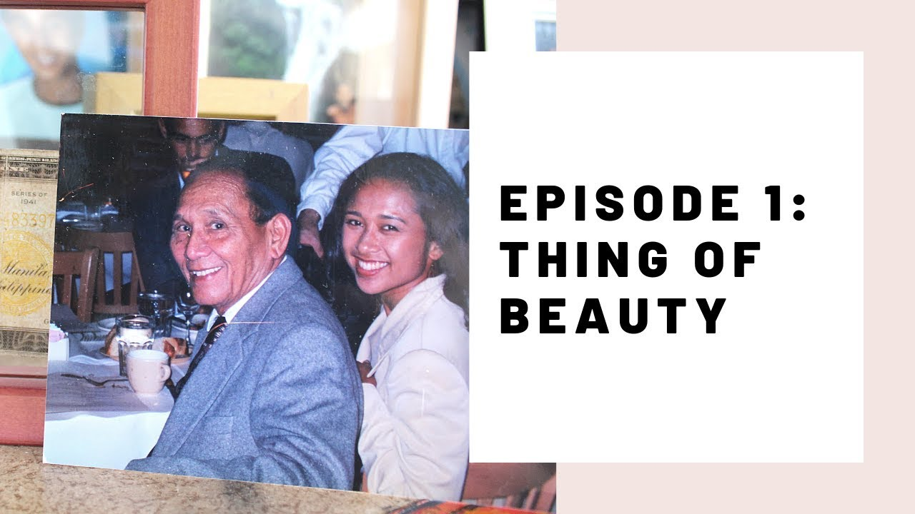 Daddy's Girl Series Episode #1: Thing of Beauty with Barbara Haynes