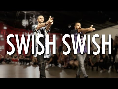 "YANIS MARSHALL & BRIAN FRIEDMAN HEELS CHOREOGRAPHY ""SWISH SWISH"" KATY PERRY. FEAT BLAKE MCGRATH"