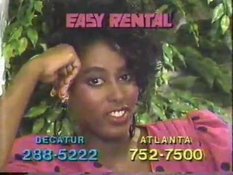 "Easy Rental: ""Decorating Is Easy"" (circa 1989)"